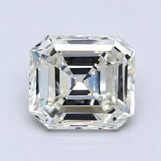 Pierre recommandée n°3: Diamant taille émeraude 1,27 carat