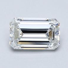 Recommended Stone #2: 1,13-Carat Emerald Cut Diamond