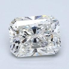 Recommended Stone #2: 1,60-Carat Radiant Cut Diamond