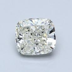 1.00 Carat 墊形 Diamond 非常好 K VVS2