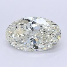 Recommended Stone #2: 2.00-Carat Oval Cut Diamond