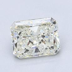 推薦鑽石 #1: 1.51 克拉雷地恩明亮式切割