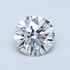 Recommended Stone #4: 0.96-Carat Round Cut Diamond