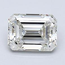Recommended Stone #1: 1.51-Carat Emerald Cut Diamond