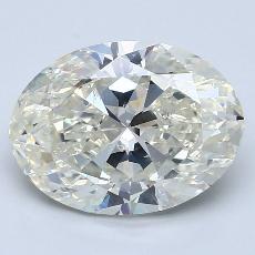 推薦鑽石 #3: 4.01  克拉橢圓形切割
