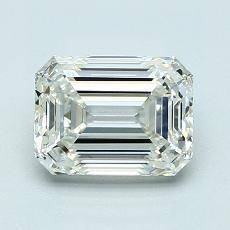 Current Stone: 1.51-Carat Emerald Cut