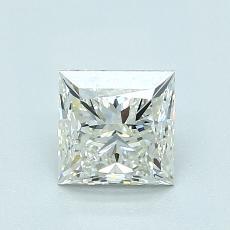 1,01 Carat Princesse Diamond Bonne J VS1