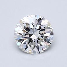 1,01 Carat Rond Diamond Idéale G VS1