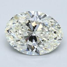 Recommended Stone #1: 2.01-Carat Oval Cut