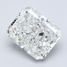 Recommended Stone #4: 2.01-Carat Radiant Cut