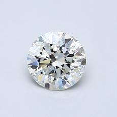 推薦鑽石 #3: 0.63  克拉圓形切割