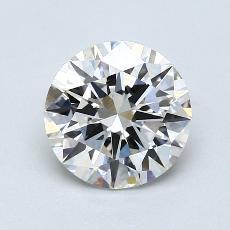 1.51-Carat Round Diamond Ideal G VS2