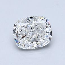 Recommended Stone #2: 1.00-Carat Cushion Cut