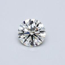 Recommended Stone #2: 0,40-Carat Round Cut Diamond