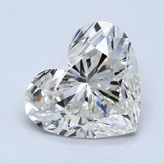 推荐宝石 4:2.04 克拉心形