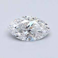 Recommended Stone #3: 0.70-Carat Marquise Cut