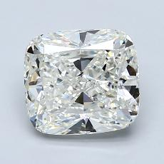 Recommended Stone #2: 2.10-Carat Cushion Cut