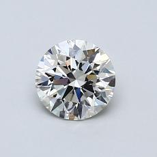 推荐宝石 3:0.62 克拉圆形切割