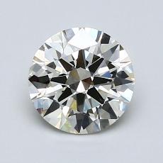 推荐宝石 2:1.30 克拉圆形切割