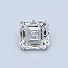 推薦鑽石 #1: 0.70 克拉上丁方形切割