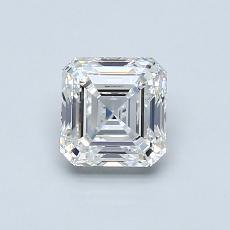 推薦鑽石 #2: 0.84 克拉上丁方形切割