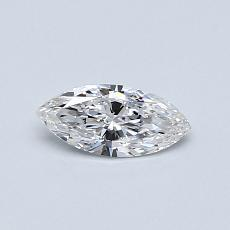 Recommended Stone #4: 0.30-Carat Marquise Cut