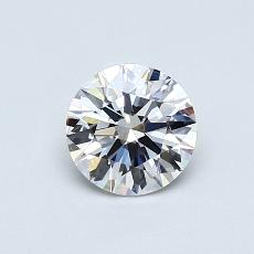 Recommended Stone #4: 0,53-Carat Round Cut
