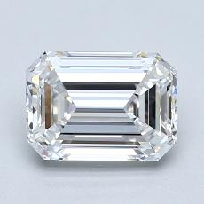 Recommended Stone #1: 1.40-Carat Emerald Cut