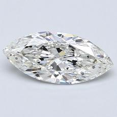 Recommended Stone #1: 0.76-Carat Marquise Cut