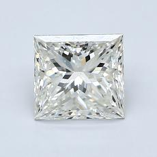 Recommended Stone #3: 1.30-Carat Princess Cut