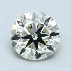 Recommended Stone #3: 4.01-Carat Round Cut