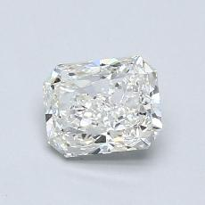 Recommended Stone #3: 0,70-Carat Radiant Cut Diamond