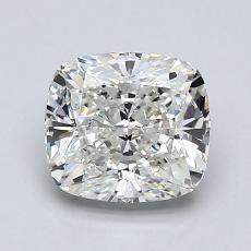Recommended Stone #3: 1.31-Carat Cushion Cut Diamond