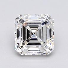 Recommended Stone #3: 1.30-Carat Asscher Cut Diamond