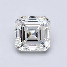 推薦鑽石 #2: 0.90  克拉上丁方形鑽石