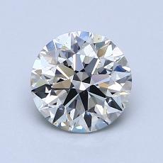 1.12 Carat 圓形 Diamond 理想 I VS1