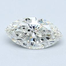 Recommended Stone #2: 0.78-Carat Marquise Cut
