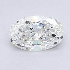 1.01-Carat Oval Diamond Very Good E IF