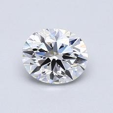 オススメの石No.2:0.70カラットのクッションカットダイヤモンド