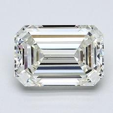 Pierre recommandée n°2: Diamant taille émeraude 1,50 carat