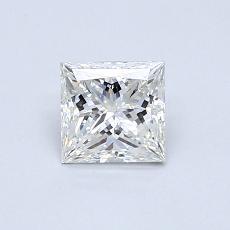 Recommended Stone #3: 0.60-Carat Princess Cut Diamond