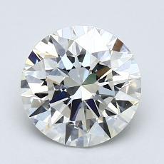 1.51 Carat 圆形 Diamond 理想 H VS1