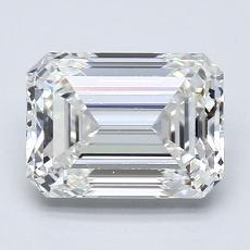 Recommended Stone #4: 1,83-Carat Emerald Cut Diamond