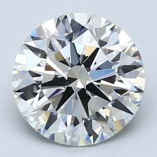 Recommended Stone #2: 2.61-Carat Round Cut Diamond