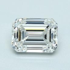 1.10 Carat 綠寶石 Diamond 非常好 F IF