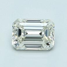 Recommended Stone #3: 1.01-Carat Emerald Cut Diamond