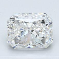 推薦鑽石 #3: 2.54 克拉雷地恩明亮式切割
