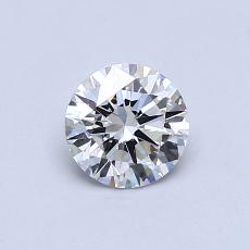 Recommended Stone #4: 0.57-Carat Round Cut