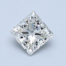 1.02-Carat Princess Diamond Very Good J VS2
