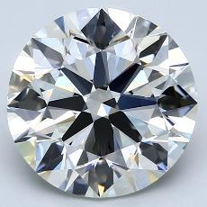 Recommended Stone #3: 5.01-Carat Round Cut Diamond